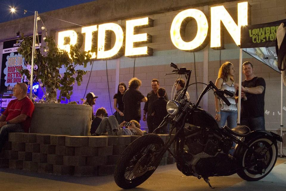 Ride On: Retro Bike Show