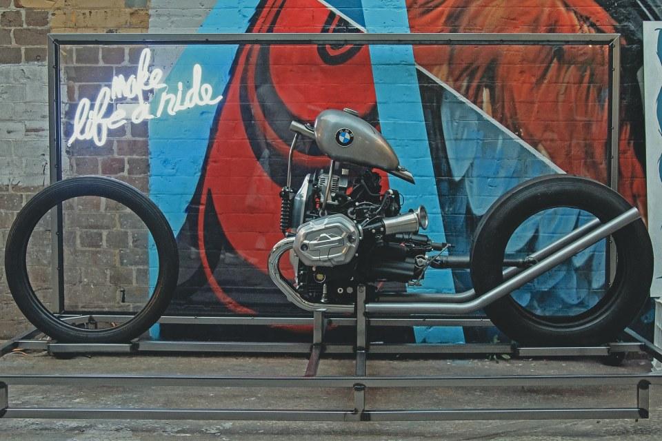 Throttle Roll, Sydney- Australia