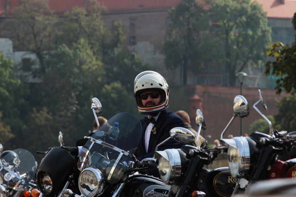 The Distinguished Gentleman's Ride 2016, Kraków